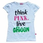 Think Pink, Live Green